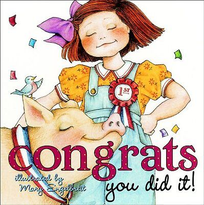 Congrats! You did it!