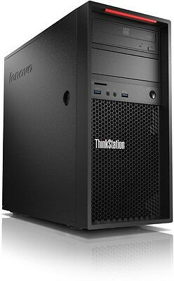 Lenovo ThinkStation P310 - Intel Core i7-6700 3.40GHz (Win7+10)
