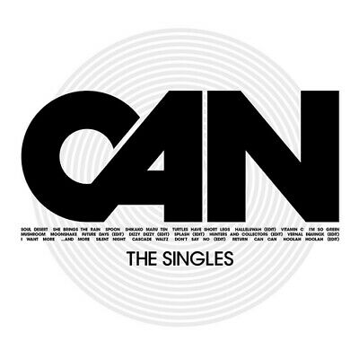 "Can : The Singles VINYL 12"" Album Box Set 3 discs (2017) ***NEW***"