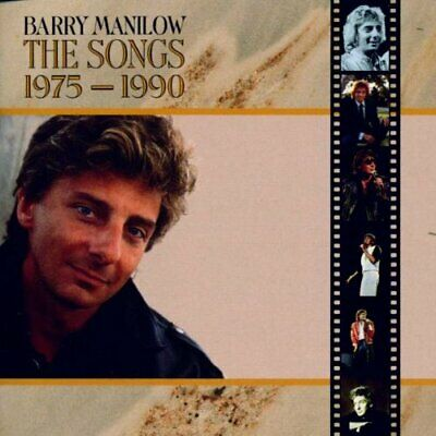 Manilow, Barry - The Songs 1975-1990 - Manilow, Barry CD VLVG The Fast Free