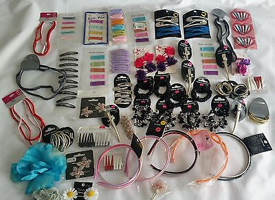 Joblot 50 x Branded Hair Accessory Sets 100's of items Resale/Carboot Set 3