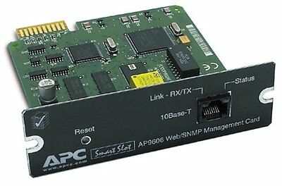 Apc Ap9606 Ap 9606 Ups Network Management Card