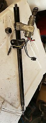 Ford capri mk3 steering column with lock and key
