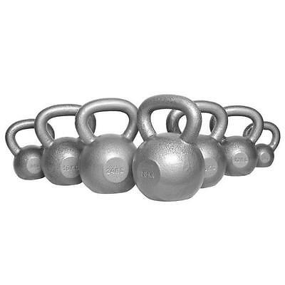 Gorilla Sports Cast Iron Kettlebell 4KG  - 32KG