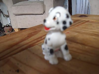 Rare Wade Simon from TV Pets with Pink Tummy like the Prototype ~ Dalmation Dog