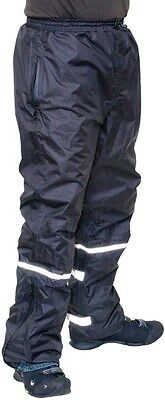 Outeredge Sport Wind & Water Proof Trousers Small Black
