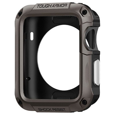 Tough Armor Case for 42 mm Apple Watch - Gunmetal