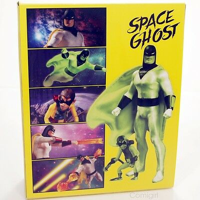 Mezco Toyz One:12 Collective SPACE GHOST Glow In The Dark Variant Hanna Barbera