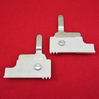 Holding shoes for knitting machine Silverreed SRP50 SRP60N Double bed Supplement