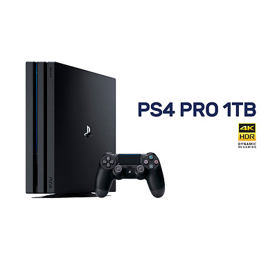 PlayStation 4 Pro 1TB Console - PlayStation 4 - BRAND NEW