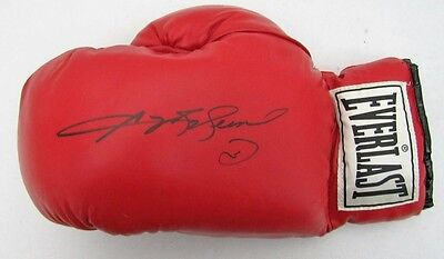 Sugar Ray Leonard Signed/Autographed Everlast Boxing Glove JSA R88741