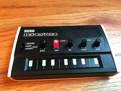 Korg Monotron Analogue Ribbon Synth Mint Works Great Vintage Hand Held