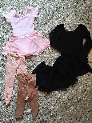 Danskin Dance Ballet Lot Toddler 4-5