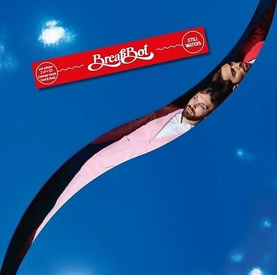 Breakbot - Still Waters Vinyl 2LP + CD NEU 09534600