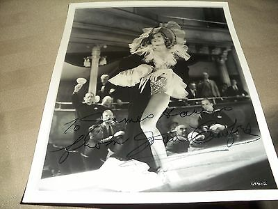 Joan Crawford Autographed Photo.....