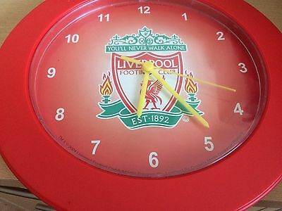 Liverpool FC Wall Clock