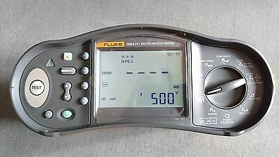 Fluke 1664FC Multifunction Installation Tester-improved 1654B