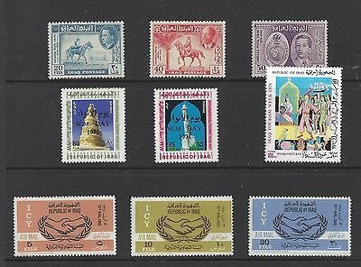 Iraq Attractive MNH Assortment, Good Range, $40 SCV