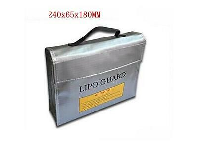 LiPo Guard - LiPo Save Transport und Schutztasche - Battery Safe 240x65x180