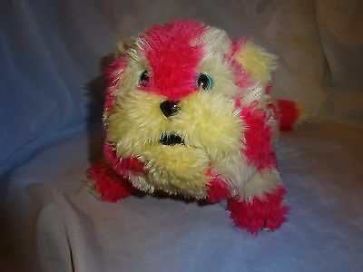 "Bagpuss 10 inch sitting talking soft toy. ""Bagpuss wake up dear bagpuss"" etc...."