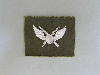 Rare 1964 Us Made 11Th Air Assault Wings On Od Twill Rvn Vietnamese 1St Cavalry