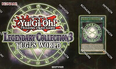 Yu-Gi-Oh! Legendary Collection 3: Yugi's World