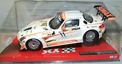 SCX 10a10071x300 Mercedes SLS GT3 Sonax 1:3 2 Analogue NIP