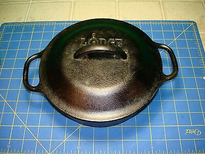 Lodge 2 Quart Cast Iron Dutch Oven Very Gently Used Excellent Condition.......