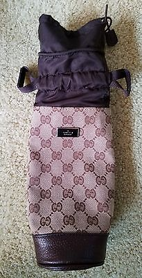 Authentic Gucci Baby Bottle Holder - Pre-Owned