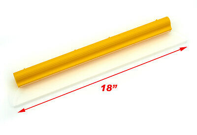 "Original Waterblade, Classic Style 18"" Silicone T-Bar design. Patented!"