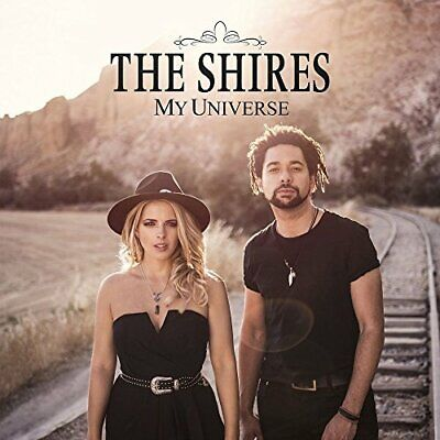 The Shires - My Universe - The Shires CD BCVG The Cheap Fast Free Post The Cheap