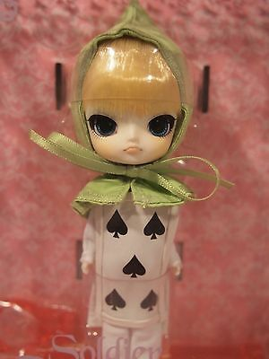 ABS Pullip Little Dal Soldier of Cards (Alice in Wonderland) F-243