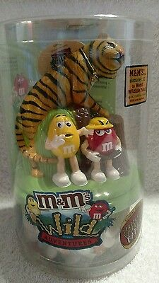 M&M's Wild Adventures TIGER Bank