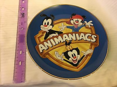 Warners Bros Animaniacs Collector Plate