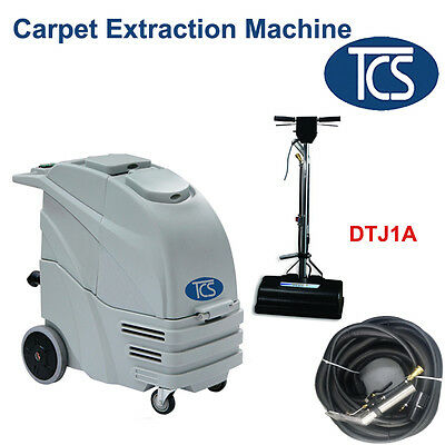 New Commercial Powered split Carpet cleaner Extraction cleaning Machine DTJ1A