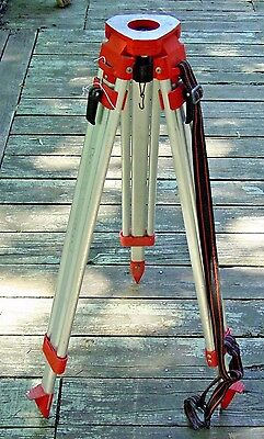 Aluminum Surveyor Tripod - Transit - Made in the USA