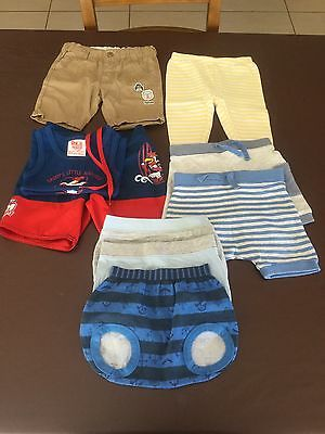 Baby/ Toddler Boys Clothing - Shorts & Pants Size 1 Mix Brands Including  Target
