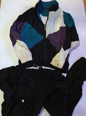 Vintage 90's Men's CHRISTIAN DIOR Monsieur  Windbreaker Track Suit - Size M