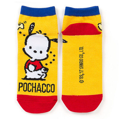 Pochacco Women's sneaker Short socks US5.5-7.5/UK4-6/EUR36.5-38.5 F/S