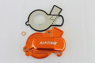 Airtime New Cnc Billet 2017 Ktm 450Exc-F 500Exc-F Water Pump Cover  - Or348