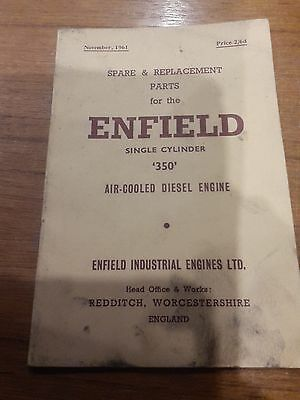 Enfield spares & replacement parts
