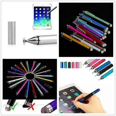 Selling Metal Mesh Tip Touch Screen Stylus Pen For Smart CellPhone Tablet PC HOT