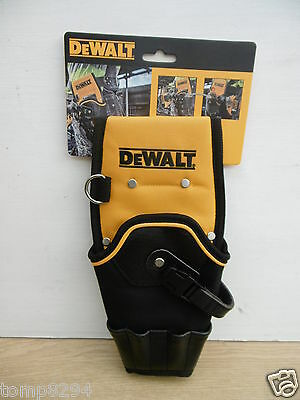 Dewalt Heavy Duty Drill Holster Dwst1-75653 + 6 Pencils