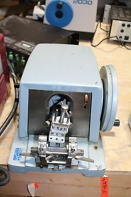 Ao American Optical Rotary Microtome Model: 820 - Excellent Clean Shape