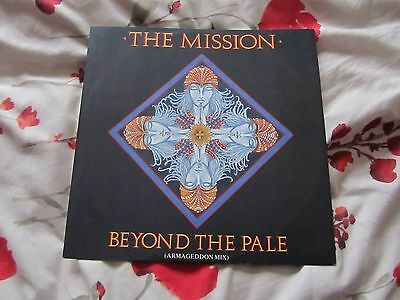 The Mission  Beyond The Pale 12 Inch