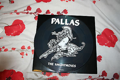 Pallas The Knightmoves 12 Inch Picture Disc