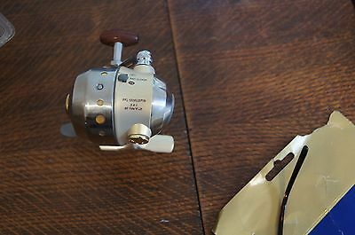 Pflueger 1806 Underspin Reel  Hard To Find New In Tatty Packing