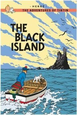 The Black Island by Herge 9781405206181 (Paperback, 2002)