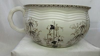 "T. Furnival & Sons ""seville"" Chamber Pot *made In Staffordshire, England*"