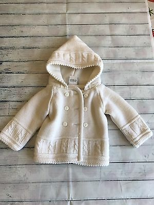 Baby Girls Clothes 0-3  Months - Pretty Knitted  Jacket